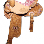 Double J Saddlery Crush