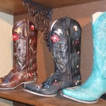 Lane Boots at Denver Market 2012