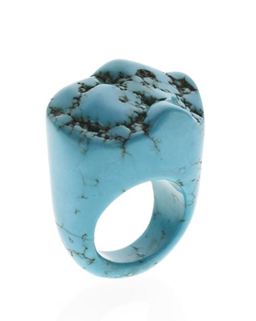 Nest Turquoise Ring