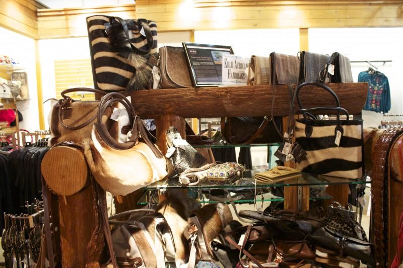 handbags at Pinto Ranch