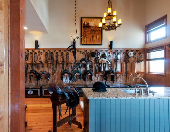 Stable Style: 8 Tack Rooms to Inspire