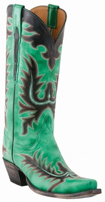 Lucchese Classics Green