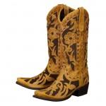Lane Boots Poison in Cognac