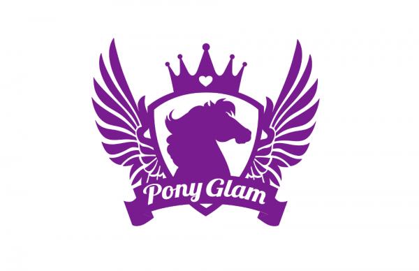Pony Glam Logo