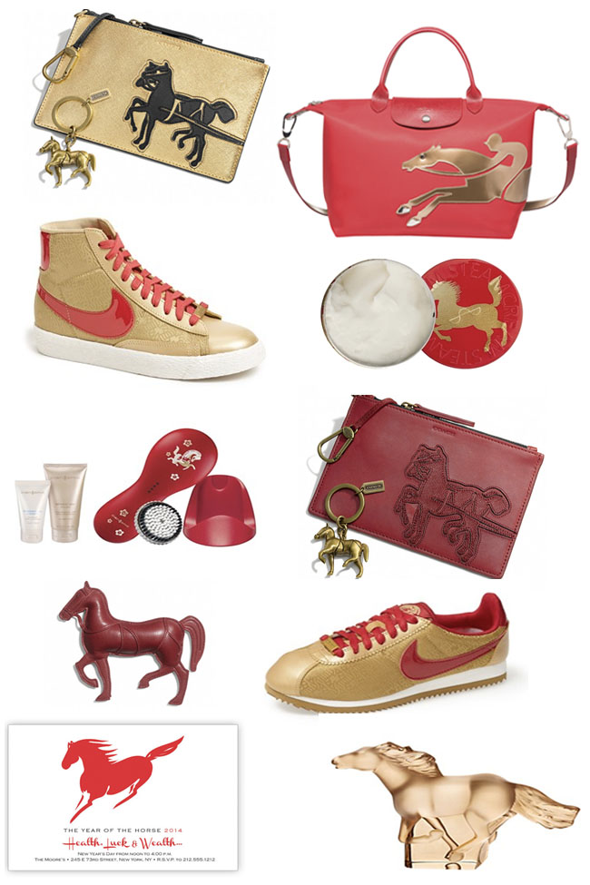 10 Products Celebrating Year of the Horse