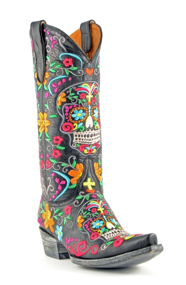 Old Gringo Klak Boots