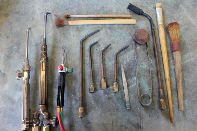 bright star and buffalo welding tools