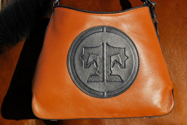 Tucker Tweed Equestrian Bag