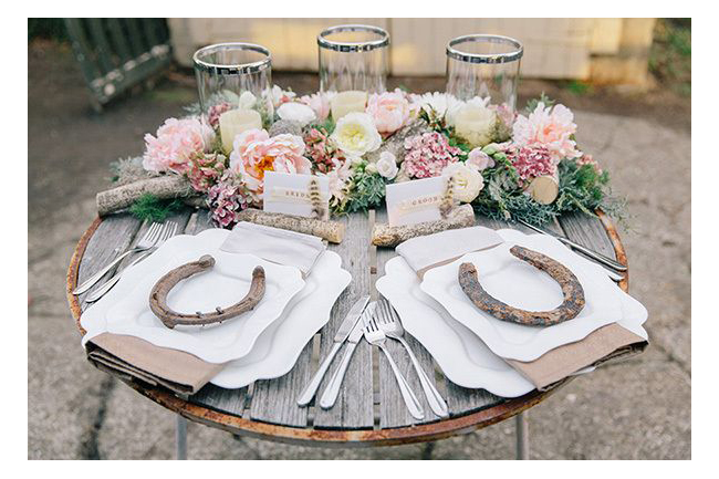 Equestrian Table Settings & Equestrian Table Settings | Horses \u0026 Heels