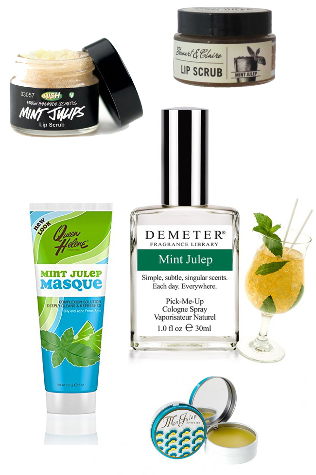 5 Mint Julep Beauty Products | Horses & Heels
