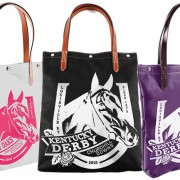 Official 141st Kentucky Oaks® Totes by Rebecca Ray Designs