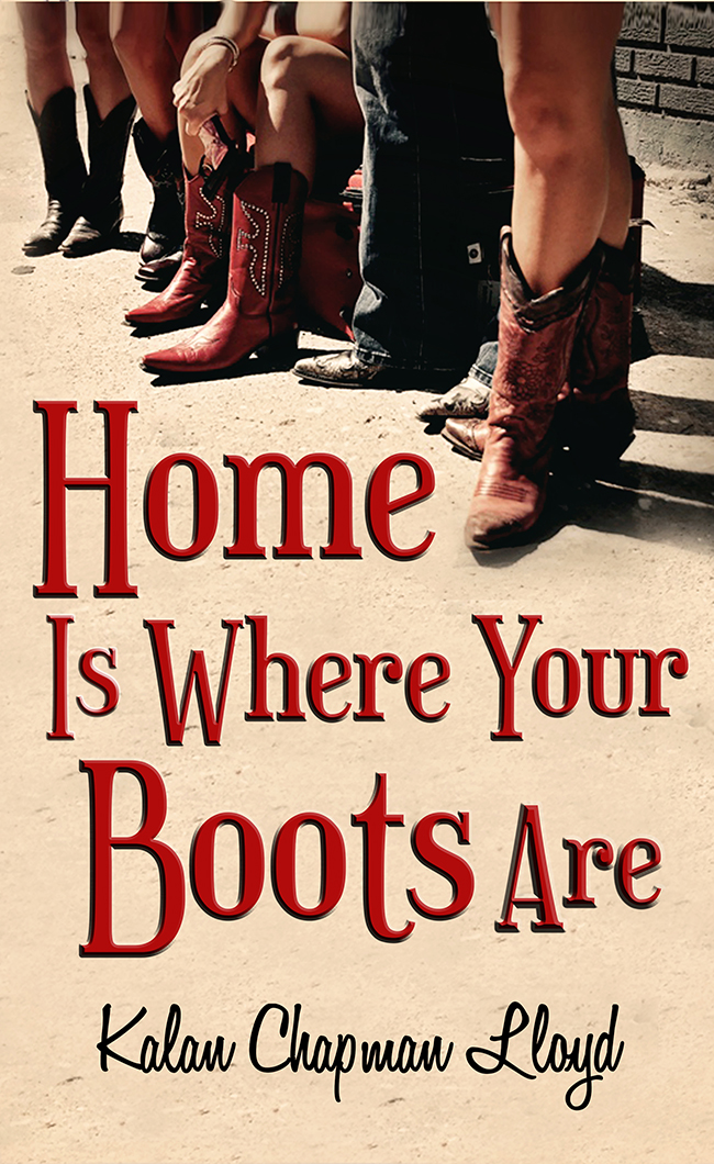 Home Is Where Your Boots Are Ebook Cover