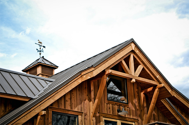 Beautiful details, apartment barn in Taos, New Mexico