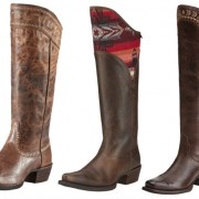 3 Pairs of tall and affordable Ariat boots for fall