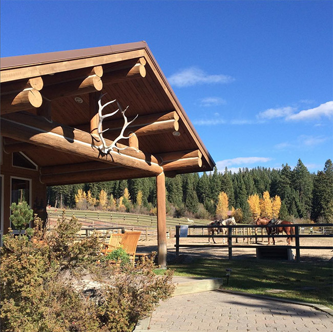 The Rider's Roost at Triple Creek Ranch