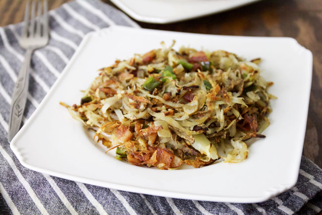 Jalapeno Bacon Hash Browns