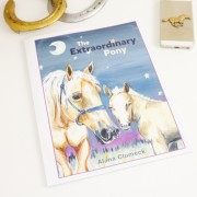 The Extraordinary Pony, a children's book by Alana Clumeck