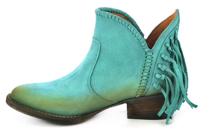 Corral Circle G Ankle Boots