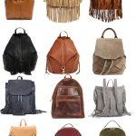12 Leather Backpacks for Fall
