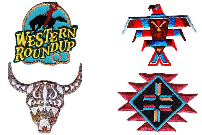 25 Western Patches to Accessorize With